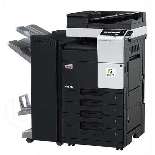 מכונת צילום משולבת מסוג דבלופ Develop Ineo 367, השכרת מכונות צילום, המדפסות למשרד