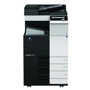 מכונת צילום צבעונית מסוג קוניקה מינולטה Konica Minolta bizhub C308 השכרת מכונות צילום