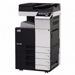 מכונת צילום לייזר משולבת צבעונית מסוג דבלופ Develop +368 השכרת מכונות צילום
