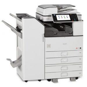 מכונת צילום משולבת מסוג ריקו RICOH MP 3053SP השכרת מכונות צילום