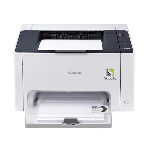 מדפסת לייזר צבעונית מסוג קנון Canon i-SENSYS LBP7010C אס או אס