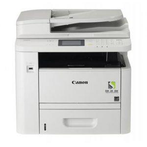 מדפסת לייזר משולבת מסוג קנון Canon i-SENSYS MF418X השכרת מדפסות