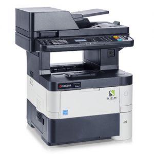 מדפסת לייזר משולבת קיוסרה Kyocera Ecosys M3540dn אס או אס השכרת מכונות צילום