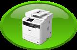 מדפסות משולבות צבעוניות, השכרת מדפסות