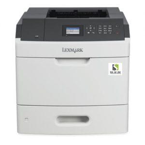 מדפסת לייזר שחור לבן Lexmark MS810DN, השכרת מדפסות