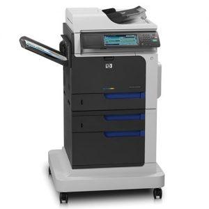 מדפסת לייזר צבעונית משולבת HP Color LaserJet Enterprise CM4540f MFP, מדפסת למשרד