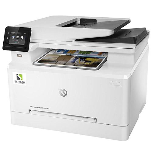 מדפסת משולבת צבעונית ליזר צבע HP Pro M281fdn