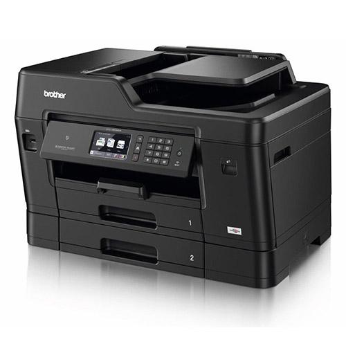 מדפסת הזרקת דיו משולבת Brother MFC-J6930DW עד A3