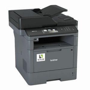 מדפסת משולבת לייזר Brother MFC-L5750DW