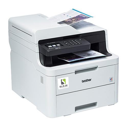 מדפסת משולבת לייזר צבעונית Brother MFC-L3730CDN