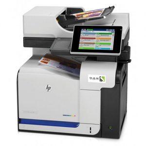 מדפסת לייזר צבעונית משולבת HP LaserJet Enterprise M575DN MFP