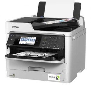 מדפסת משולבת אפסון EPSON WORKFORCE PRO WF-M5799DWF